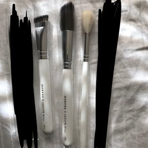 Morphe Jaclyn hill brushes